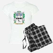 Nicholes Coat of Arms - Fam Pajamas