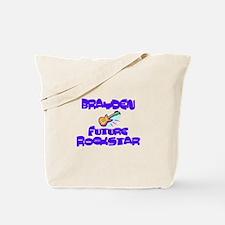 Brayden - Future Rock Star Tote Bag