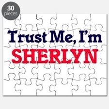 Trust Me, I'm Sherlyn Puzzle