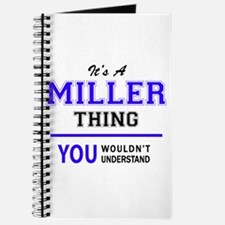 It's MILLER thing, you wouldn't understand Journal
