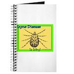 Lyme Disease Is Icky Journal