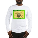 Lyme Disease Is Icky Long Sleeve T-Shirt