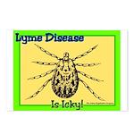 Lyme Disease Is Icky Postcards (Package of 8)