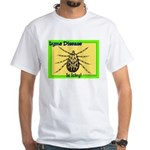 Lyme Disease Is Icky White T-Shirt