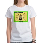 Lyme Disease Is Icky Women's T-Shirt