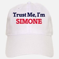 Trust Me, I'm Simone Baseball Baseball Cap
