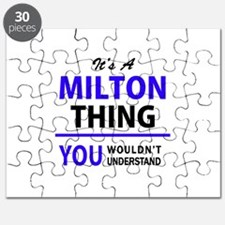 It's MILTON thing, you wouldn't understand Puzzle