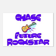 Chase - Future Rock Star Postcards (Package of 8)