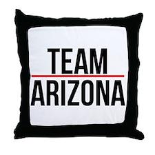 Grey's Anatomy: Team Arizona Throw Pillow