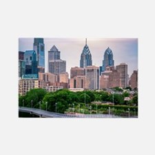 Unique Philadelphia Rectangle Magnet