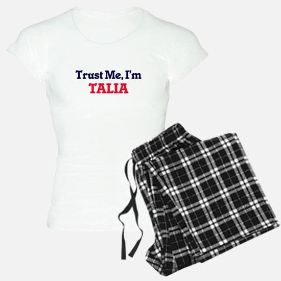 Trust Me, I'm Talia Pajamas