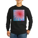 Passionately Pink! Long Sleeve Dark T-Shirt