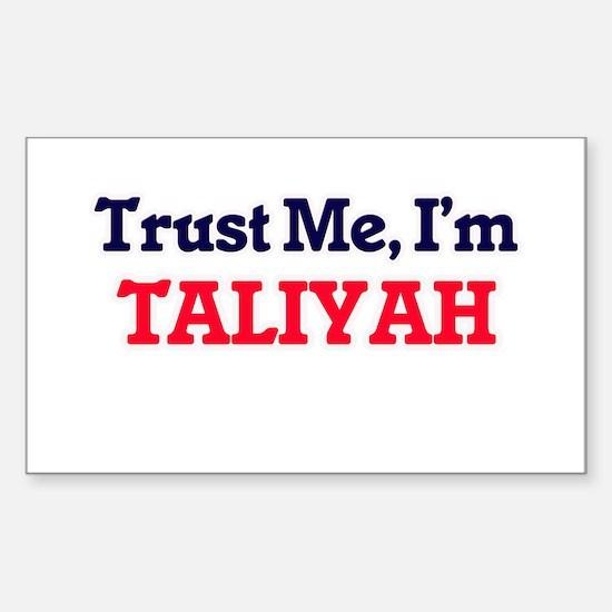 Trust Me, I'm Taliyah Decal