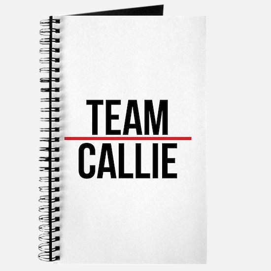 Grey's Anatomy: Team Callie Journal