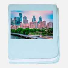 Philadelphia skylight the best baby blanket