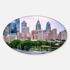 Philadelphia skylight the best Decal