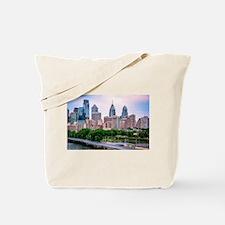 Philadelphia skylight the best Tote Bag