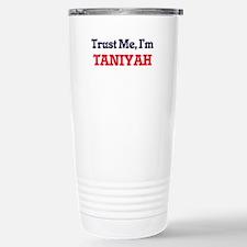 Trust Me, I'm Taniyah Travel Mug