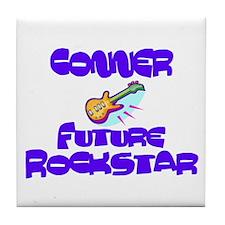 Conner - Future Rock Star Tile Coaster