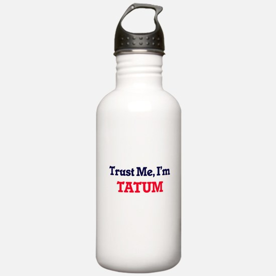 Trust Me, I'm Tatum Water Bottle