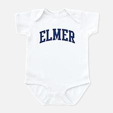 ELMER design (blue) Infant Bodysuit