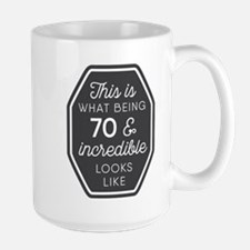 Being 70 and Incredible Mugs