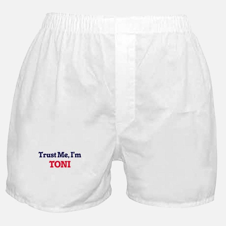 Trust Me, I'm Toni Boxer Shorts
