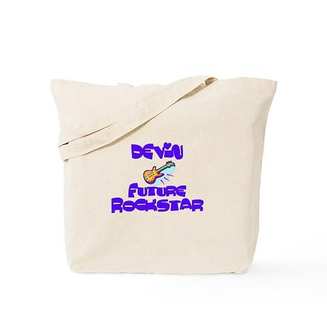 Devin - Future Rock Star Tote Bag