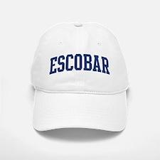 ESCOBAR design (blue) Baseball Baseball Cap