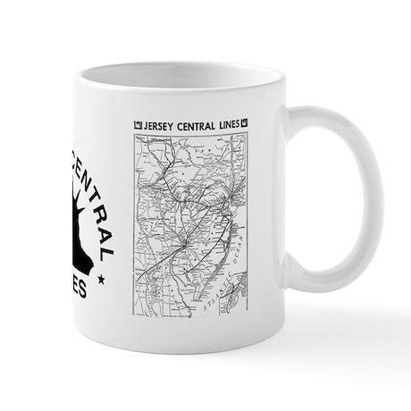 Jersey Central Lines Mug