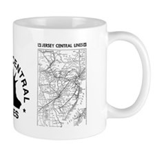 Jersey Central Lines Small Mug