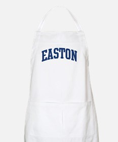 EASTON design (blue) BBQ Apron