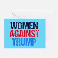 Women Against Trump Greeting Cards (Pk of 10)