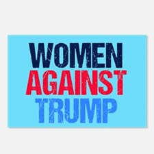Women Against Trump Postcards (Package of 8)