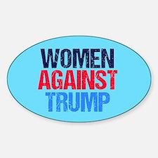 Women Against Trump Decal