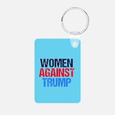 Women Against Trump Keychains