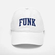 FUNK design (blue) Baseball Baseball Cap