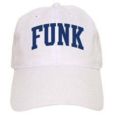 FUNK design (blue) Baseball Cap
