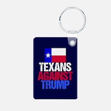 Anti Trump Texan Keychains