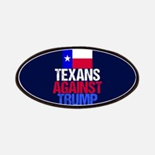 Anti Trump Texan Patch