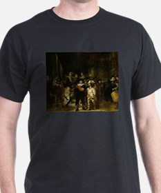 Militia Company of District II Under the C T-Shirt