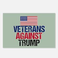 Veterans Against Trump Postcards (Package of 8)