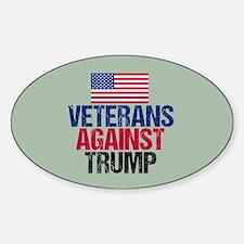 Veterans Against Trump Decal