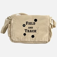 Field And Track Thrower Messenger Bag