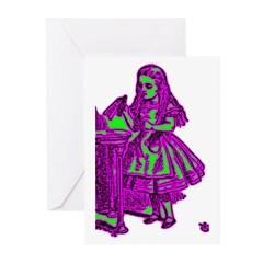 Drink Me! Greeting Cards (Pk of 20)