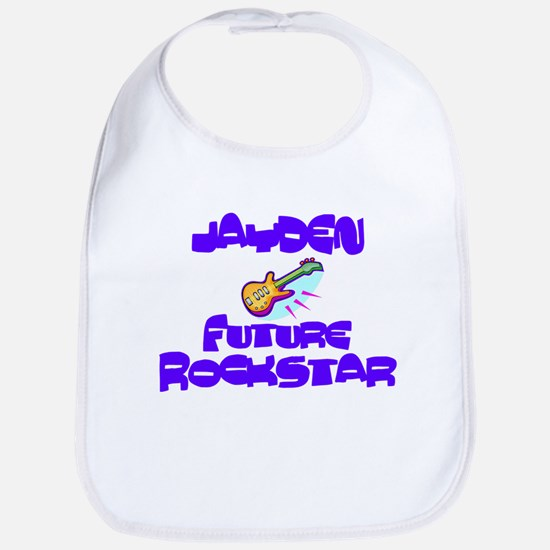 Jayden - Future Rock Star Bib