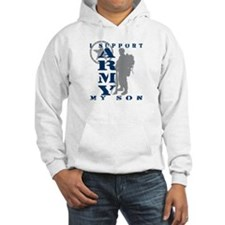 I Support Son 2 - ARMY Hoodie