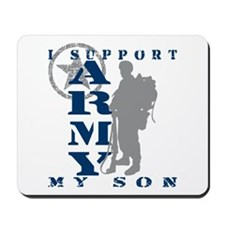 I Support Son 2 - ARMY Mousepad