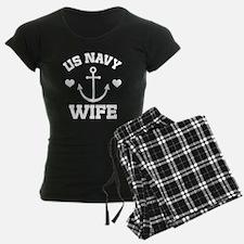 US Navy Wife gift Pajamas
