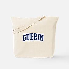 GUERIN design (blue) Tote Bag